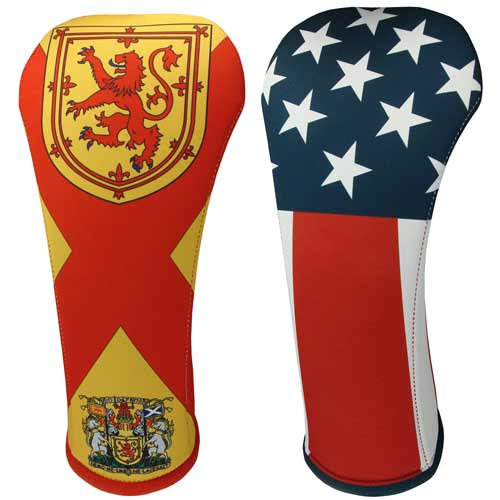 ビージョゴルフs National Flag Headcover