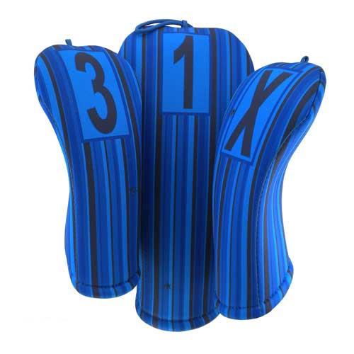 ビージョゴルフs The Blue Line Headcovers
