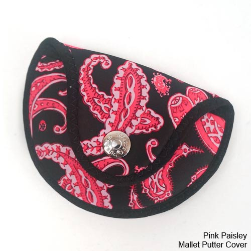 BeeJos Paisley Headcovers