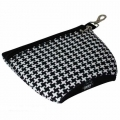 BeeJos Ladies Classic Houndstooth Tee Bag