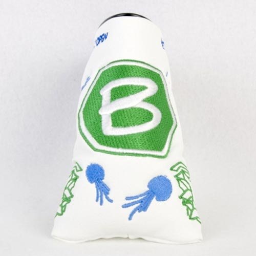 Bettinardi 2010 US Golf Championship Headcovers (White)
