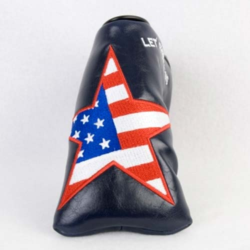Bettinardi Let Freedom Ring Headcovers (Black)