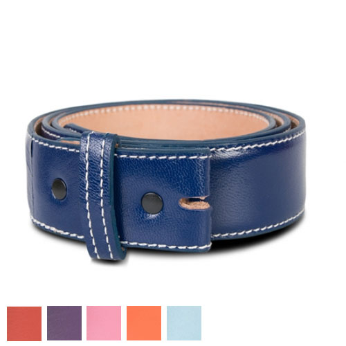 ベティナルディ Exotic Leather Belt Straps