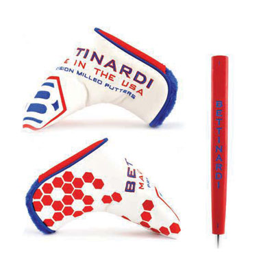 Bettinardi BB Series headcovers & grip