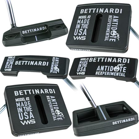 Bettinardi Antidote Series Putter
