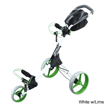 Big Max Golf IQ+ Push Trolleys