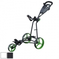 Big Max Golf TI1000 Auto Fold Push Trolleys