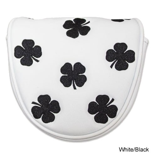 Black Clover All Over Clover Mallet Putter Cover