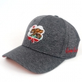 Black Clover California Flag Heather Cap