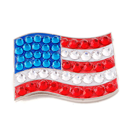 ボンジョック Ladies United States Flag Ball Markers