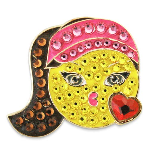 Bonjoc Ladies Fashionista Ball Marker