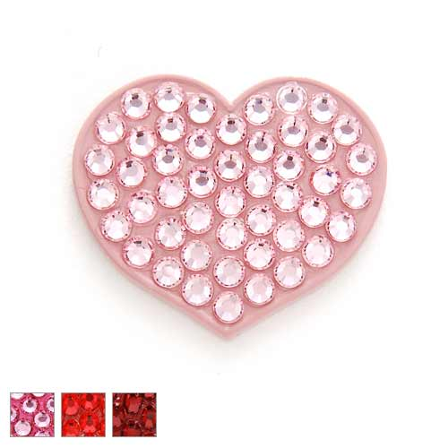 Bonjoc Ladies Heart Ball Markers