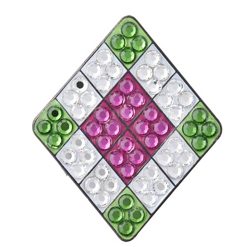 Bonjoc Ladies Argyle Ball Markers