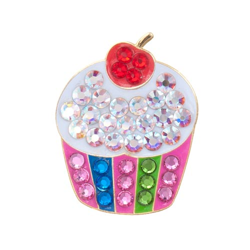 Bonjoc Ladies Cup Cake Ball Markers