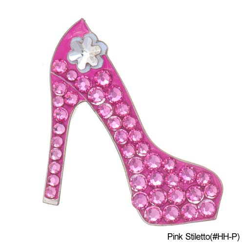 Bonjoc Ladies High Heel Ball Markers by Seema Sparkle