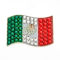 Bonjoc Ladies Mexico Flag Ball Markers