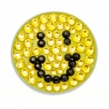 Bonjoc Ladies Happy Face Ball Markers
