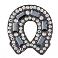 Bonjoc Ladies Horse Shoe Black Ball Markers