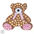 Bonjoc Ladies Teddy Bear Ball Markers by Seema Sparkle