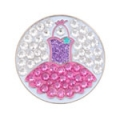 Bonjoc Ladies Totally Tutu Ball Markers by Seema Sparkle