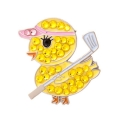 Bonjoc Ladies Chickie Ball Markers