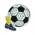 Bonjoc Ladies Goal Ball Markers by Seema Sparkle