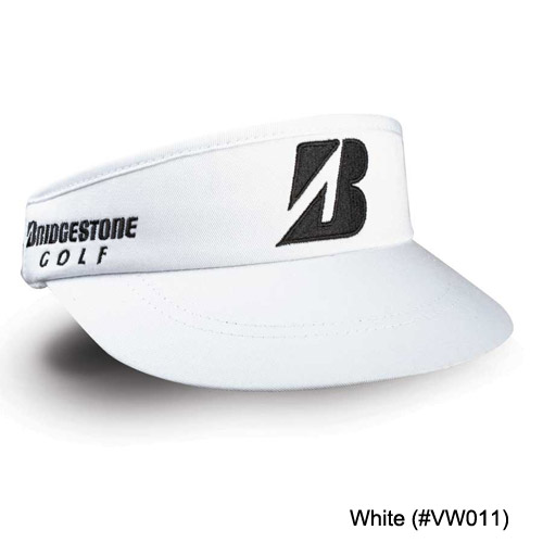 Bridgestone Tour High Crown Visors