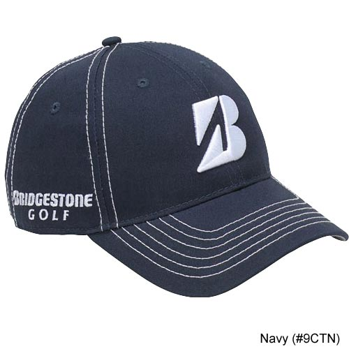 Bridgestone 2012 Tour Contrast Stitch Caps
