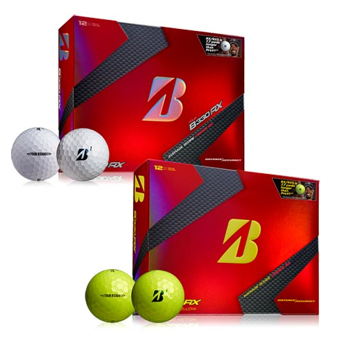 Bridgestone TOUR B330 RX Golf Ball