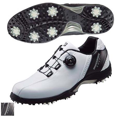 ブリヂストン ゴルフ SHG400 Standard Spike Shoes/ブリヂストンゴルフSHG400標準スパイクシューズ【ゴルフシューズBridgestone(ブリジストン)】/BGS0178/Bridgestone(ブリジストン)/激安クラブ USAから直送【フェアウェイゴルフインク】