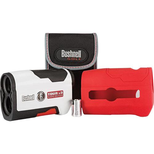Bushnell Tour V3 JOLT Slope Edition Patriot Pack Rangefinders