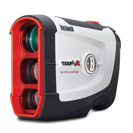 Bushnell Tour V4 Slope Edition JOLT Patriot Pack Rangefinders