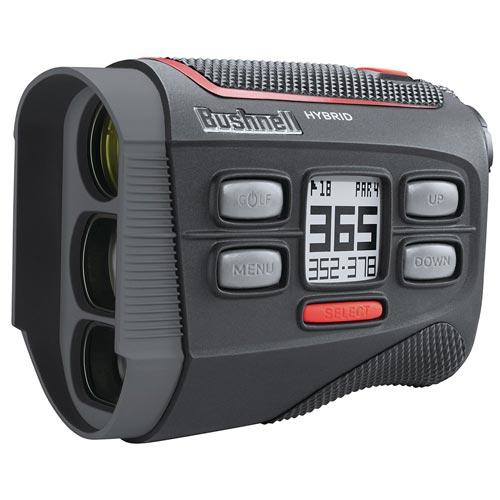Bushnell Hybrid Rangefinder & GPS