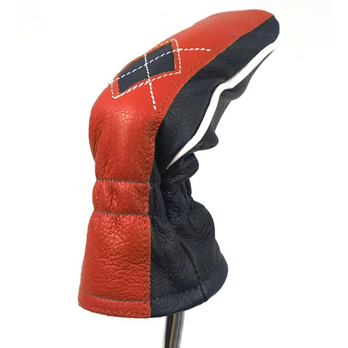CRU Golf Pocket Putter Headcovers パター用・本革ヘッドカバー