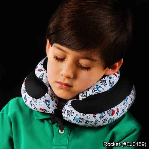 Cabeau Evolution Micro Jr. Rocket Travel Pillows