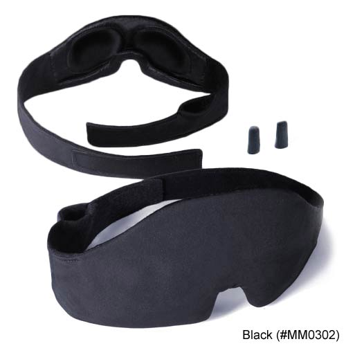 Cabeau Midnight Magic Adjustable Sleep Masks
