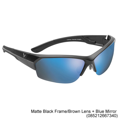 Callaway Raptor Mirrored Polarized Sunglasses - ウインドウを閉じる