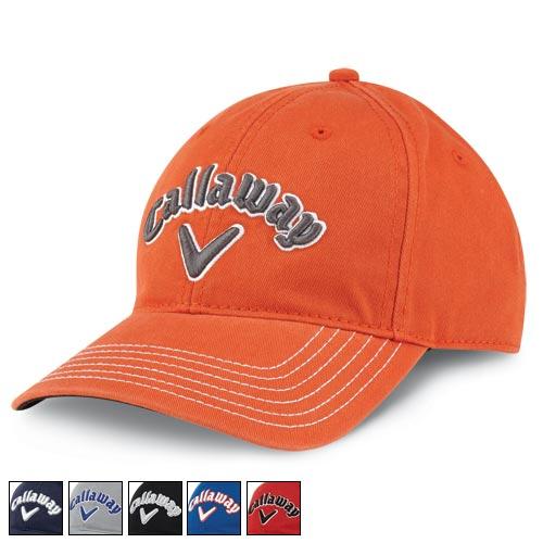 キャロウェイゴルフ Heritage Twill Adjustable Caps