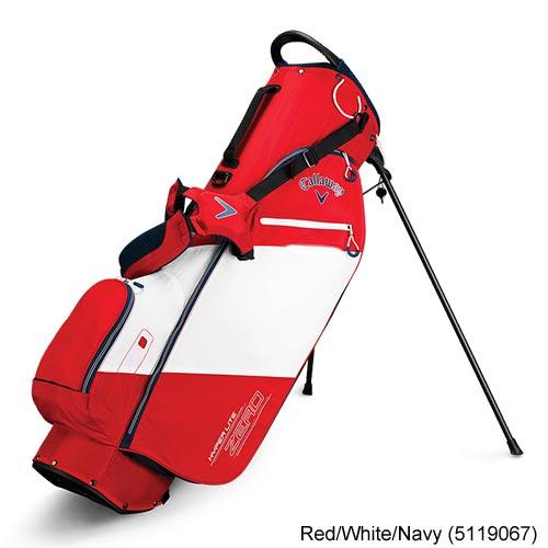 Callaway Hyper Lite Zero Double Strap Stand Bag ゴルフ用品通販の