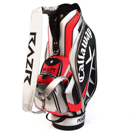 Callaway Limited Edition RAZR Staff Bags