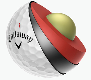 Callaway Chrome Soft Golf Ball