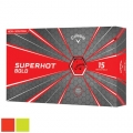 Callaway Superhot Bold 15-Pack Golf Balls