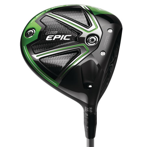 Callaway Great Big Bertha Epic Sub Zero Driver Description