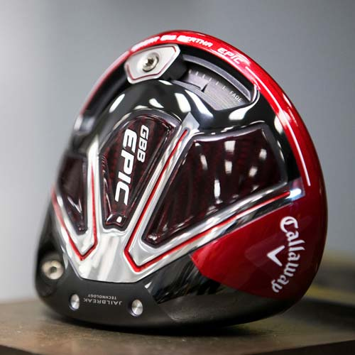 Callaway Limited Edition GBB Epic Red Driver