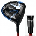 Callaway Great Big Bertha Epic Custom Driver with Blue Paint Fil