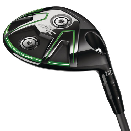 Callaway Great Big Bertha Epic Sub Zero Fairway Wood Description