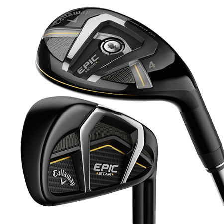 Callaway GBB Epic Star Combo Irons