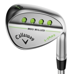 Callaway MD3 Stain Chrome Milled Wedges