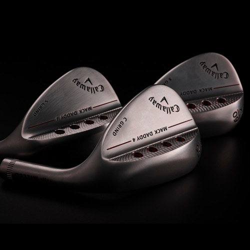 Callaway Mack Daddy 4 Raw Wedge(ノーメッキ)