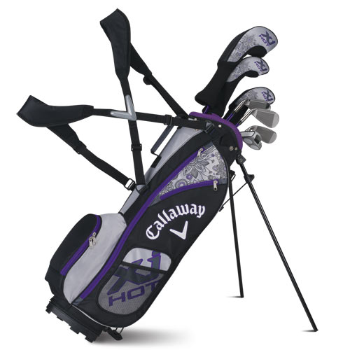 Callaway XJ Hot Juniors Sets (9-12 years old)